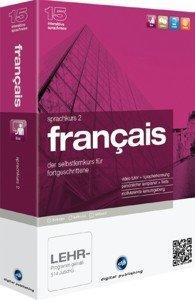 Digital Publishing Interaktive Sprachreise 15: Sprachkurs 2 Francais (Win)