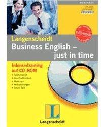 Langenscheidt Business English - Just in time - Intensivtraining (DE) (Win)