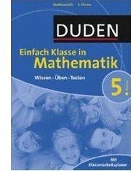 Duden Einfach Klasse in Mathematik - 5.Klasse (DE) (Win)