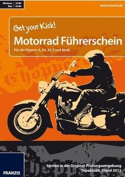 Franzis Motorrad Führerschein 2012 (DE) (Win)