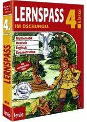 Terzio Lernspaß im Dschungel 4. Klasse (DE) (Win/Mac)