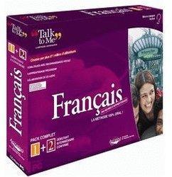 Avanquest Talk To Me Français - Niveau 1+2 (FR) (Win)