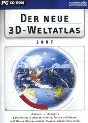 Rondomedia Der neue 3D-Weltatlas 2007 (DE) (Win)