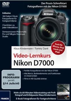 Franzis Video-Lernkurs Nikon D7000 (DE) (Win)