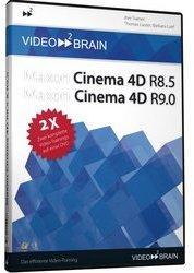 video2brain Maxon Cinema 4D: R8.5 und R9.0 (DE) (Win/Mac)