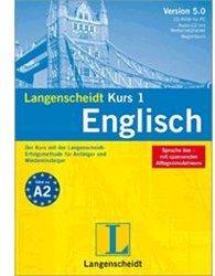 Langenscheidt Kurs 1 Englisch 5.0 (DE) (Win)