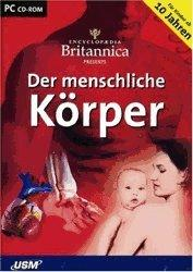USM Encyclopaedia Britannica - Der menschliche Körper (DE) (Win)