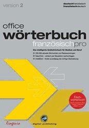 Digital Publishing Office Wörterbuch Französisch 2.0 Pro (DE)
