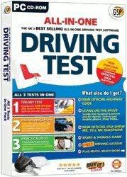 Avanquest All in One - Driving Test 2008/2009 (EN) (Win)