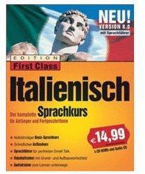 Digital Publishing First Class Italienisch 8.0 (DE) (Win)