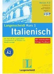 Langenscheidt Italienisch - Kurs 1 4.0 (DE) (Win)