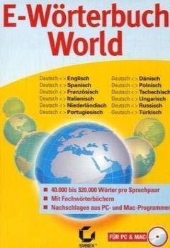 Sybex Verlag E-Wörterbuch World (DE) (Win/Mac)