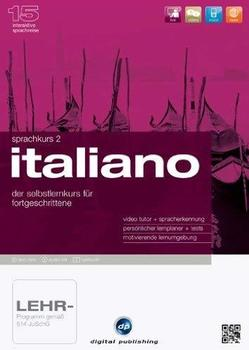 Digital Publishing Interaktive Sprachreise 15: Italiano Teil 2 (Win)