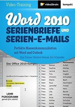 video2brain Word 2010: Serienbriefe und Serien-E-Emails