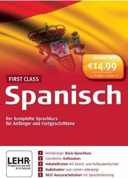 Digital Publishing First Class Spanisch Version 11 (DE) (Win)