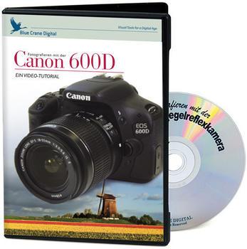 Blue Crane Digital Fotografieren mit der Canon 600D (DE)
