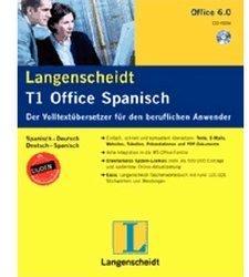 Langenscheidt T1 Office 6.0 Spanisch (DE) (Win)
