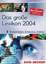 Data Becker Das große Lexikon 2004 (DE) (Win)