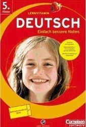 Cornelsen Lernvitamin D - Deutsch 5. Klasse (DE) (Win)