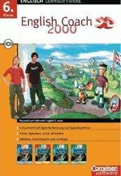 Cornelsen English Coach 2000 3D - 6. Klasse (DE) (Win)