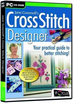 Focus Multimedia Jane Greenoff´s Cross Stitch Designer (EN)