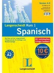 Langenscheidt Spanisch - Kurs 1 4.0 (DE) (Win)