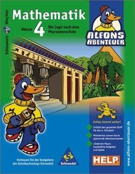 Schroedel Alfons Abenteuer Mathematik 4 - Die Jagd nach dem Pharaonenschatz (DE) (Win)