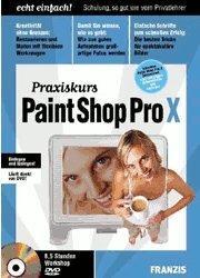 Franzis Paint Shop Pro X Praxiskurs (DE) (Win)