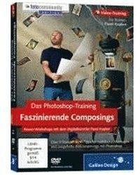Rheinwerk Verlag Das Photoshop-Training: Faszinierende Composings (DE) (Win/Mac)