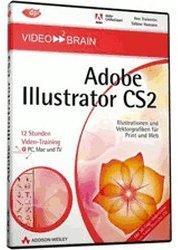 video2brain Adobe Illustrator CS2 - Illustrationen und Grafiken für Print und Web (DE) (Win/Mac)