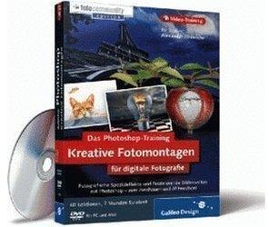 Rheinwerk Verlag Das Photoshop-Training für digitale Fotografie: Kreative Fotomontagen (DE) (Win)