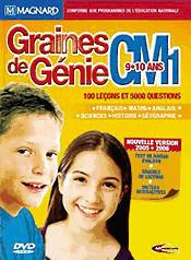 Mindscape Graine de génie CM1 2006 (FR) (Win)