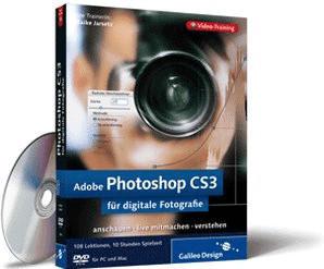 Rheinwerk Verlag Adobe Photoshop CS3 für digitale Fotografie (DE) (Win/Mac/Linux)