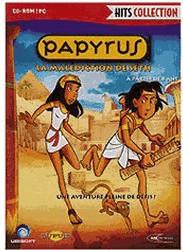 Mindscape Papyrus : der Fluch des Seth (FR) (Win)