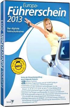 S.A.D. Europa-Führerschein 2013 (DE) (Win)