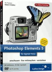 Rheinwerk Verlag Photoshop Elements 5 für digitale Fotos (DE) (Win/Mac)
