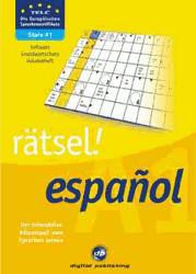 Digital Publishing rätsel Espanol A1 (DE) (Win)