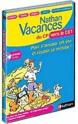 Nathan Vacances du CP vers le CE1 2005 (FR) (Win/Mac)