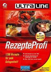 Koch Media RezepteProfi (DE) (Win)