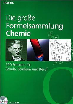 Franzis Die große Formelsammlung Chemie (DE) (Win)