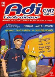 Mindscape Adi lentraîneur CM2 2007/2008 (FR) (Win/Mac)