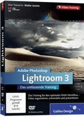 Rheinwerk Verlag Adobe Photoshop Lightroom 3 - Das umfassende Training (DE) (Win/Mac/Linux)