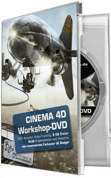 PSD-Tutorials CINEMA 4D R13-Training - Basics & Tricks (DE) (Win/Mac)