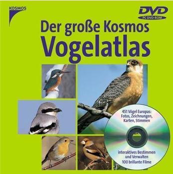 Kosmos Der große Kosmos Vogelatlas (DE) (Win)