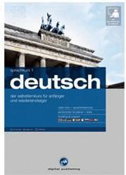 Digital Publishing Interaktive Sprachreise 12: Deutsch Teil 1 (Multi) (Win)