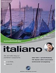 Digital Publishing Interaktive Sprachreise V8: Kommunikationstrainer Italienisch (DE) (Win)