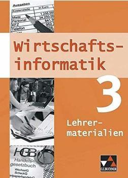 C.C. Buchner Wirtschaftsinformatik Lehrermaterialien 3 (DE) (Win)