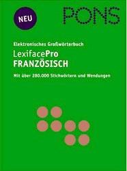 PONS Lexiface Pro - Französisch (DE) (Win)