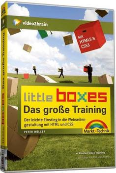 video2brain Das große Little Boxes-Video-Training (Win)