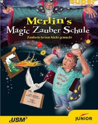 USM Merlin´s Magic Zauber Schule (DE) (Win/Mac)
